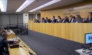 OAB vai protocolar esta semana o pedido de impeachment do presidente