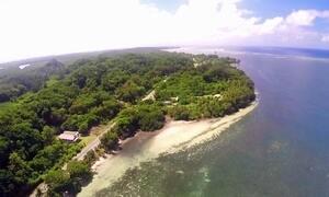 Bombardeios da 2ª Guerra não acabaram com a beleza de ilhas
