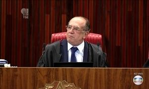 Gilmar Mendes dá o voto de Minerva e chapa Dilma-Temer não é cassada