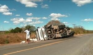 Quase 30 pessoas morrem em acidentes no feriado de Corpus Christi