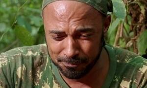Hoje é dia de sobrevivência na selva: abrigo e refeição