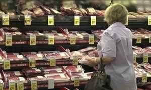 Governo tenta reverter decisão dos EUA de barrar importação de carne