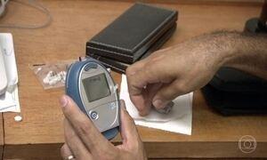 Número de diabéticos no Brasil cresce mais de 60% em 10 anos