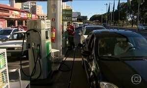 Governo anuncia aumento de impostos sobre combustíveis