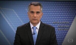Jornalista mineiro Artur Almeida morre aos 57 anos