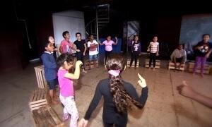 Criança Esperança: 'Nós do Morro' oferece oficinas de formação artística