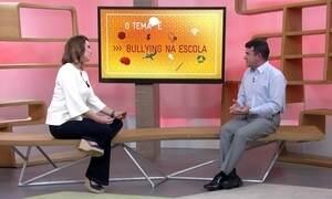 O Tema é Bullying na Escola