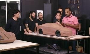 Hoje é dia de design: o carro dos seus sonhos