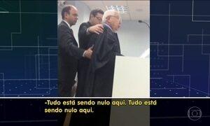 Advogado acusa desembargador de pedir propina para favorecer cliente