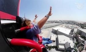 Com complexo de parques de diversão, Dubai quer ser a Orlando do Oriente