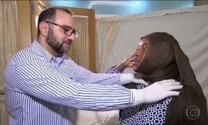 Neto de libaneses vai ao Líbano ajudar mulheres jovens com câncer