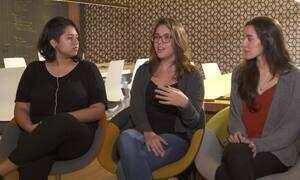 Estudantes criam aplicativo para ajudar pessoas com crise de pânico