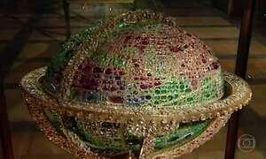 Museu que fica em bunker no Irã guarda as joias mais valiosas da Terra