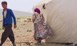 A rotina dos nômades: grupos vagam pelo Irã cuidando de rebanhos