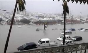 Furacão Irma mata 10 pessoas na passagem pelo Caribe