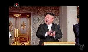 Coreia do Norte desafia e dispara novo míssil que atravessa o Japão