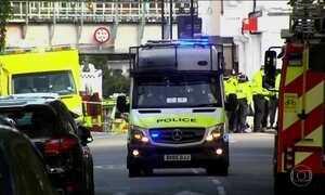 Em Londres, polícia prende segundo suspeito de ataque ao metrô