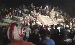 Terremoto no México mata mais de 200 pessoas
