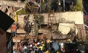 Equipes de resgate ainda procuram dezenas de desaparecidos no México