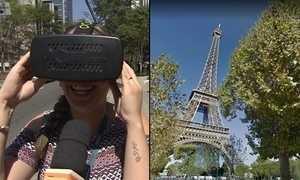 Realidade virtual oferece  oportunidade em vários setores