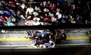 Casos de violência sexual no transporte público de São Paulo reabrem debate