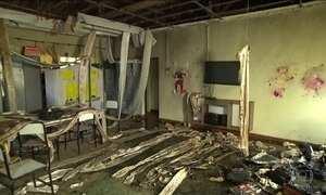 Vigia de creche em Minas põe fogo em crianças; quatro morrem