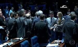 Congresso termina votação do texto da reforma política