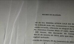 MPF diz que recibos apresentados por Lula são ideologicamente falsos