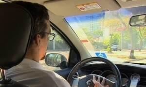 Tetraplégico dirige do Rio de Janeiro até Aparecida para pagar promessa