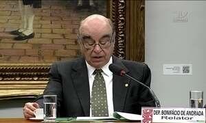 Relator critica atuação do MP e ataca a denúncia contra Temer