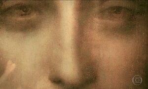 Quadro de Da Vinci é vendido por preço recorde: US$ 450 milhões