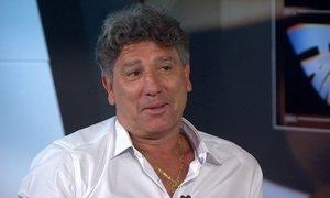 Renato Gaúcho relembra conquista da Libertadores pelo Grêmio