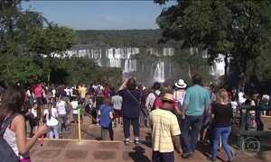 Parque Nacional do Iguaçu (PR) bate recorde histórico de visitação