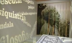 Exposição em SP mostra acervo pessoal da psiquiatra Nise da Silveira