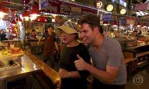 Brasileiro fica famoso na Coreia do Sul falando sobre cultura brasileira