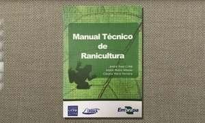 Embrapa traz manual que ajuda na criação de rã
