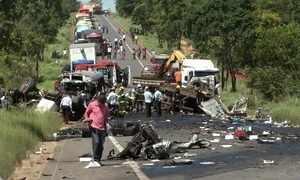 Passageira de ônibus com 11 vítimas relembra acidente: 'Só ouvi gritos'