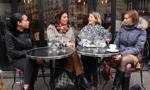 Mulheres em Paris e NY comentam protestos de atrizes contra assédio