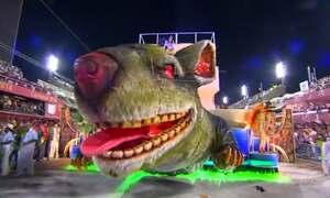 Beija-Flor é a campeã do carnaval do Rio; é o 14º título da escola