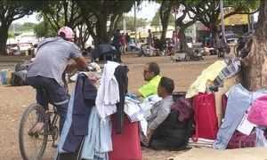Força Nacional chega a Roraima para controle da chegada de venezuelanos
