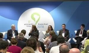 Fórum Mundial da Água começa em Brasília reunindo 170 países