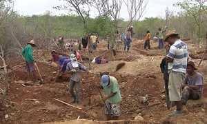 Descoberta de pepita causa corrida do ouro em cidade no interior da Bahia