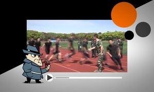 Internet questiona veracidade de vídeo de oficiais pulando corda