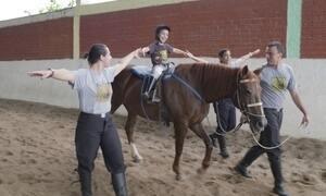 Hoje é dia de cavalo: defendendo vidas
