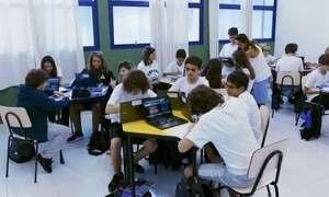 Escolas usam tecnologia digital como ferramenta de ensino