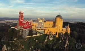 Castelos portugueses parecem ter saído de um conto de fadas