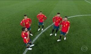 Espanha e Marrocos empatam em 2 x 2: clima entre espanhóis era de alívio
