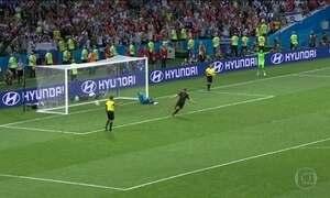 Croácia elimina Rússia na disputa de pênaltis, em partida emocionante