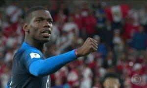 Lukaku, da Bélgica, e Pogba, da França, têm muito em comum