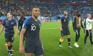 França chega à final liderada por um craque de 19 anos: Mbappé